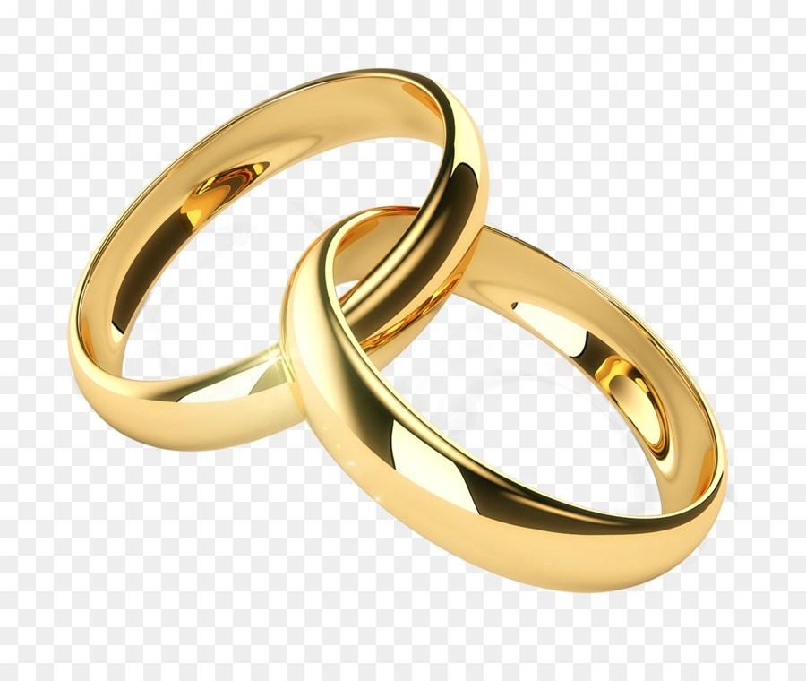 Anillos De Grado: Anillos De Matrimonio Png.