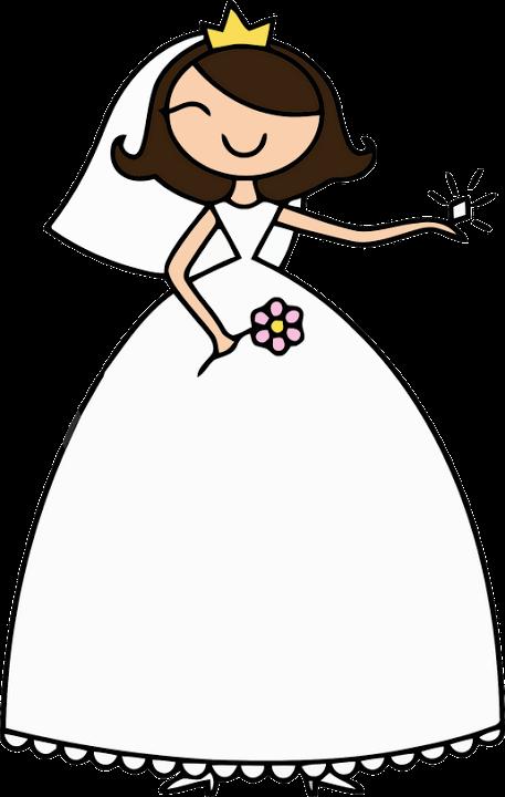 La boda, el matrimonio, la novia, el anillo de diamante, la.