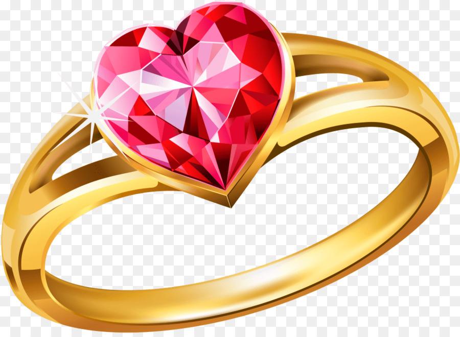 Anillo, Anillo De Compromiso, Diamante imagen png.