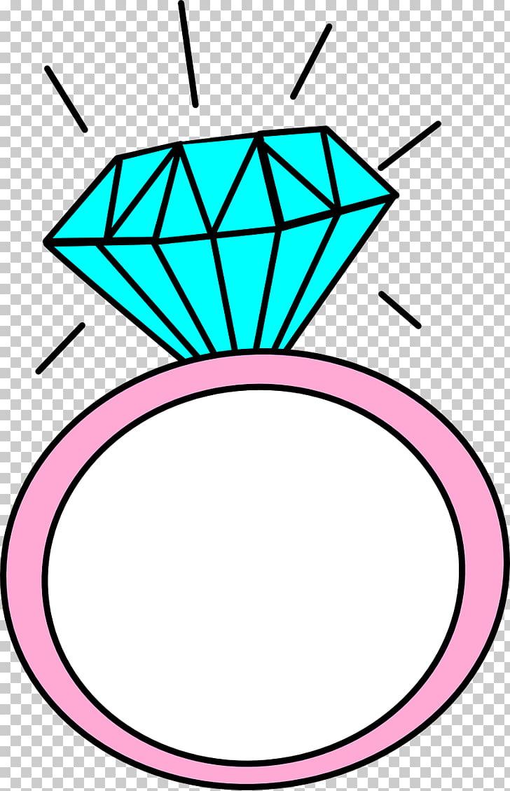 Anillo de bodas anillo de compromiso dibujo, anillo de bodas.