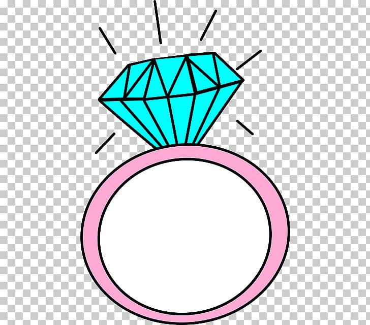 Anillo de compromiso anillo de boda dibujo, anillo PNG.