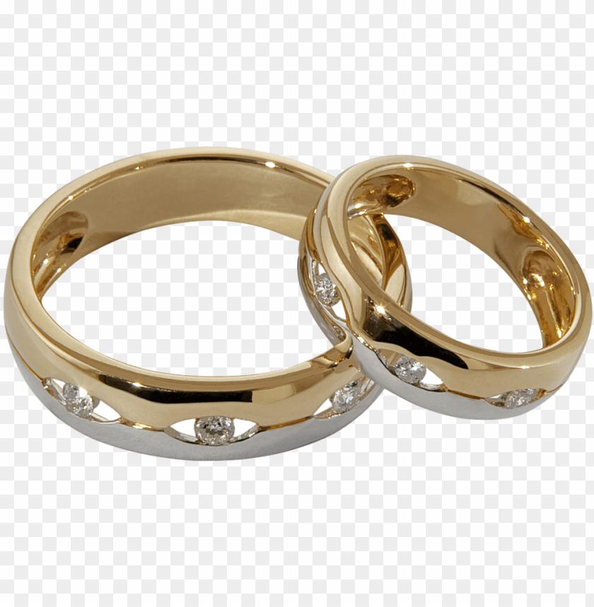 anillos de boda png.