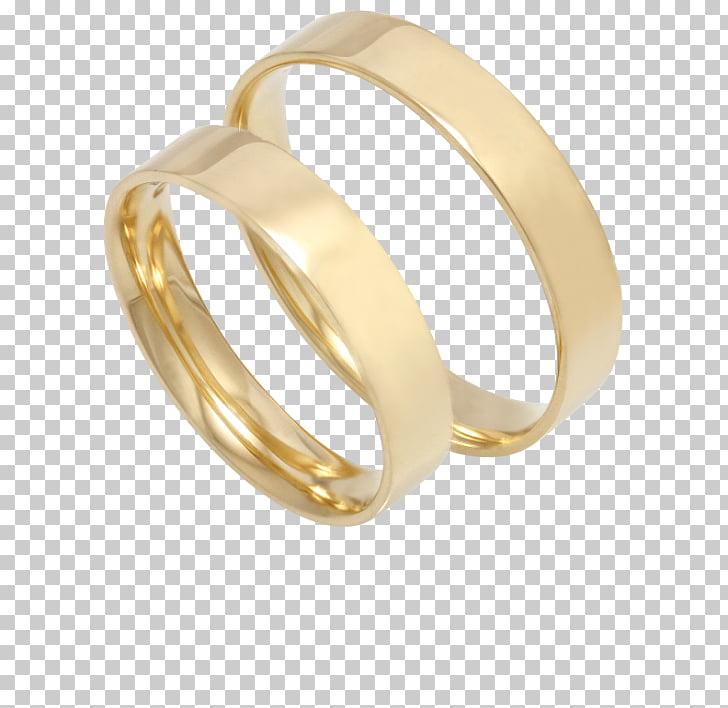 Anillo de bodas de oro plata brazalete, anillo de bodas PNG.