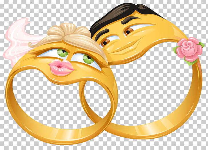 Dos anillos de color dorado, anillo de compromiso, anillo de.