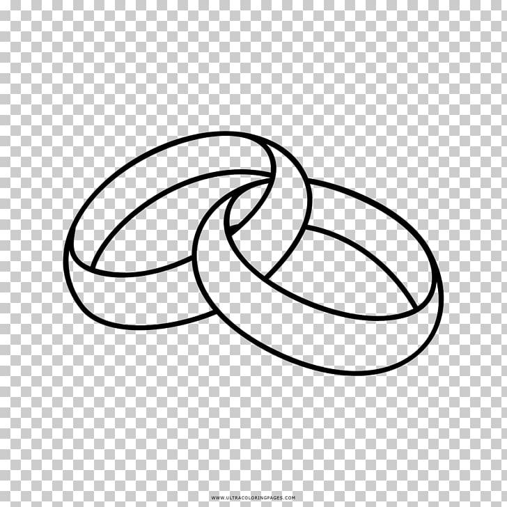 Anillo de bodas matrimonio dibujo, anillo de bodas PNG.