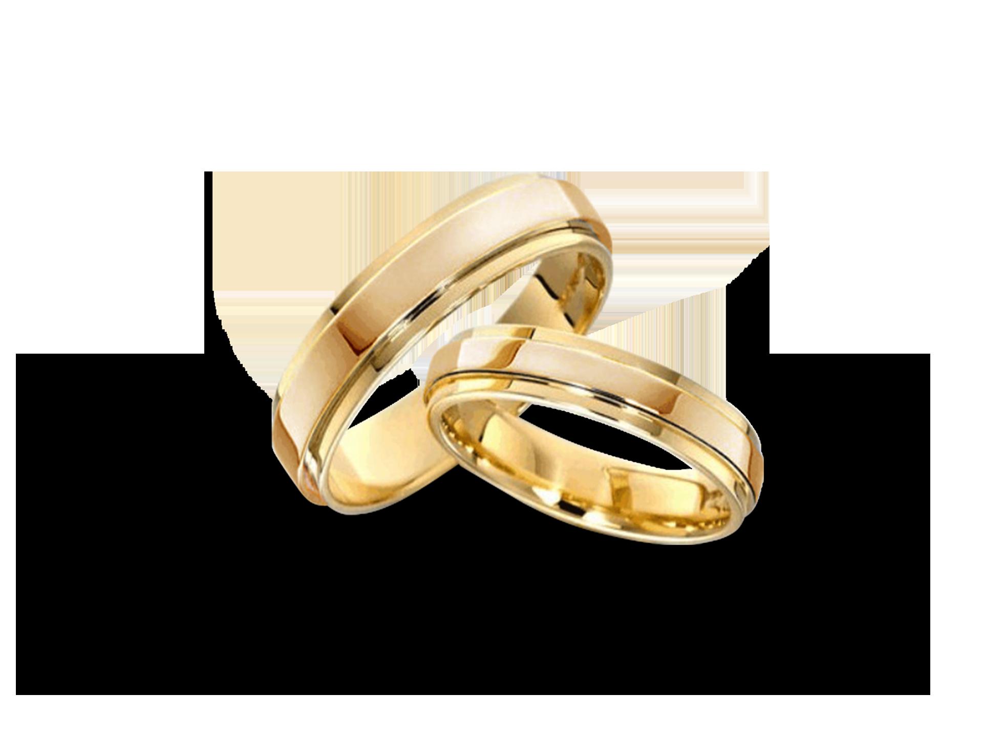 Aros de Matrimonio : Aros de Matrimonio LJAU81.