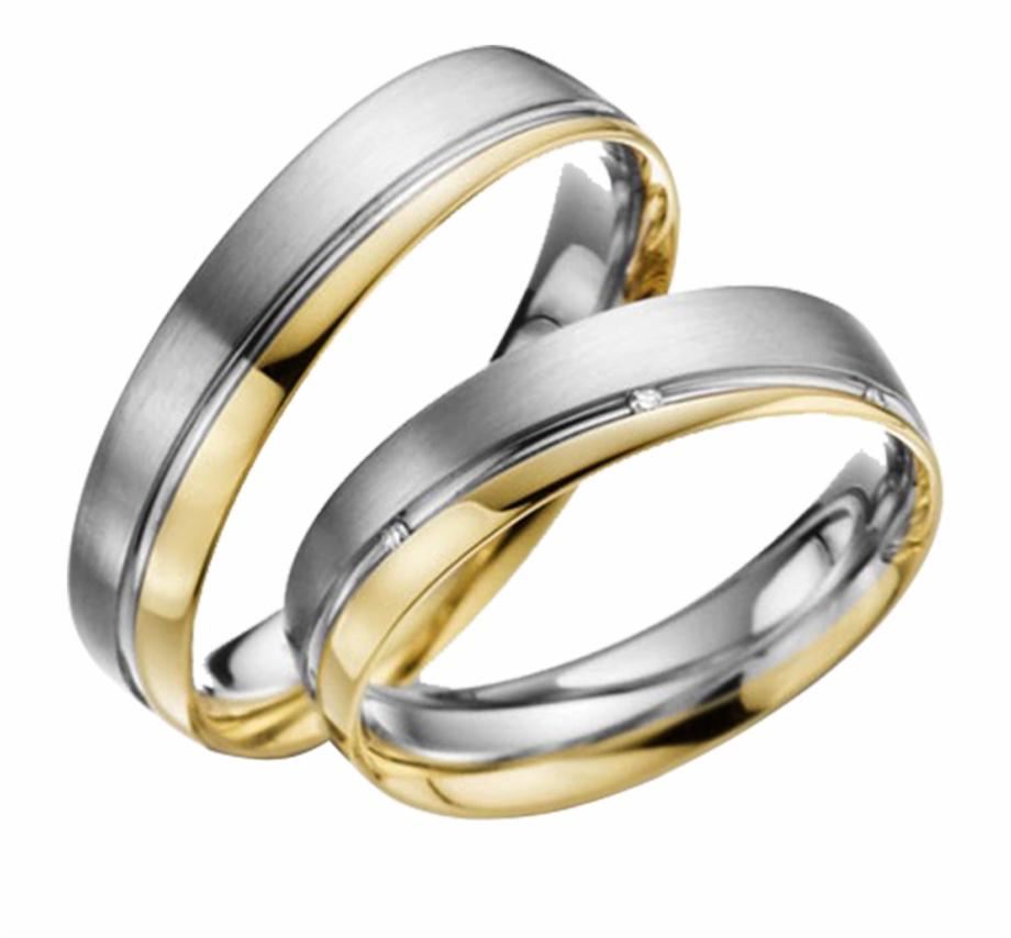 Anillos De Matrimonio Oro Blanco O Amarillo.
