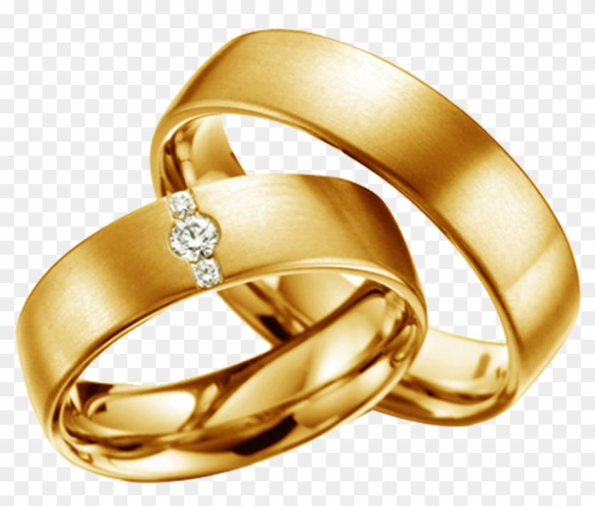 Aros De Matrimonio, HD Png Download.