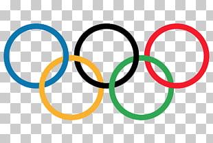 Aros olímpicos PNG cliparts descarga gratuita.