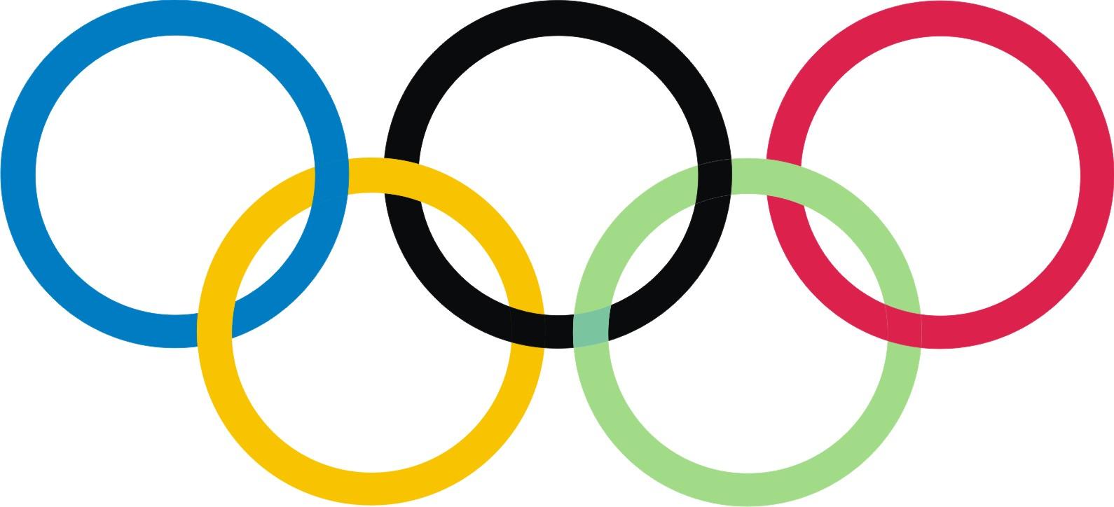 Aros Olimpicos.