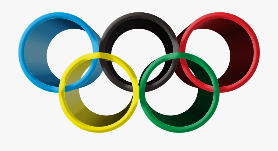 Olympics Clipart Olympic Rings.
