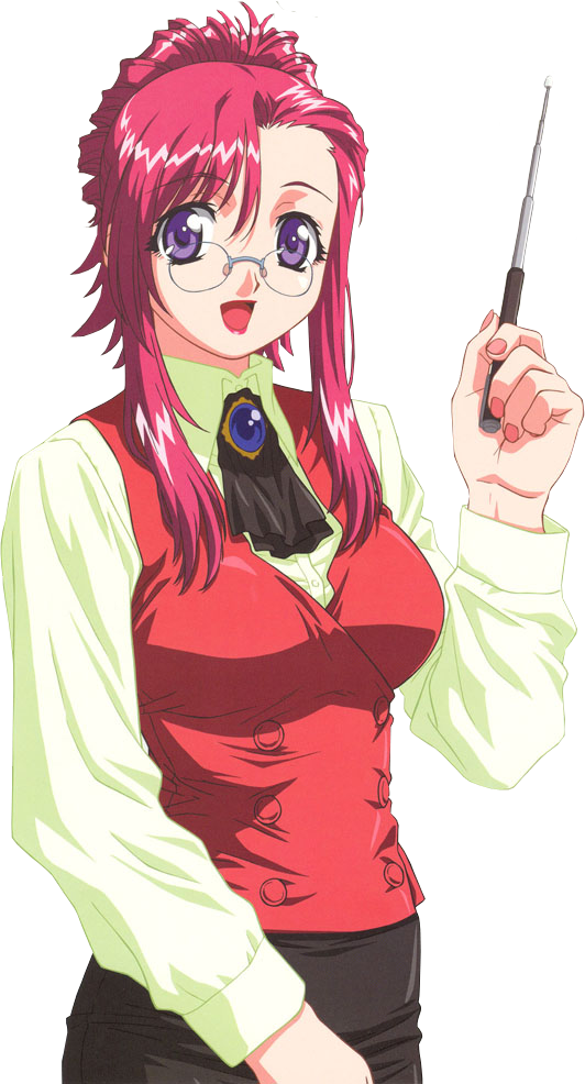 Anime Teacher Png , Transparent Cartoon.