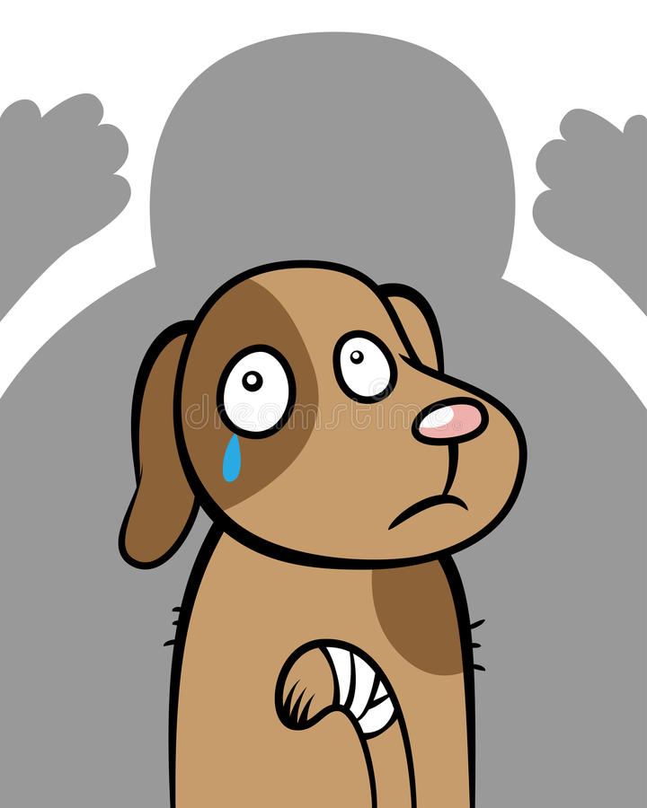 Animal Cruelty Clipart.