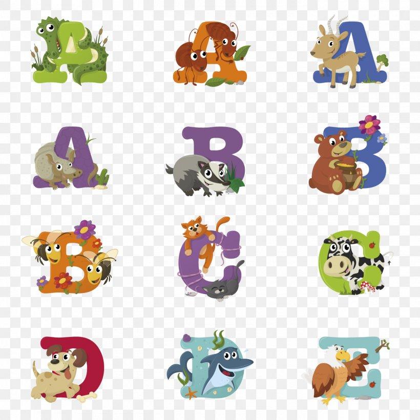 Alphabet Letter Animal Clip Art, PNG, 1400x1400px, Alphabet.