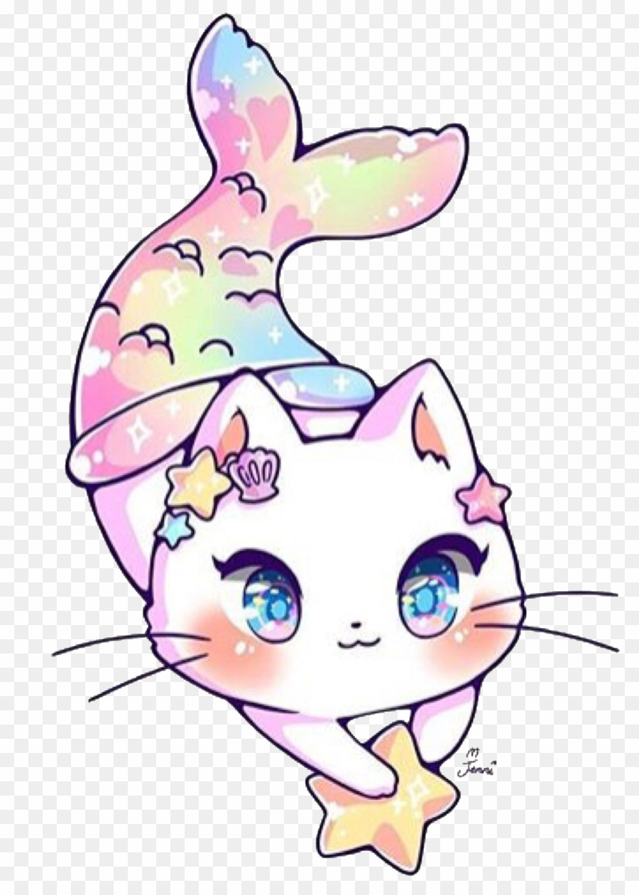 Anime Animal PNG Kawaii Drawing Clipart download.