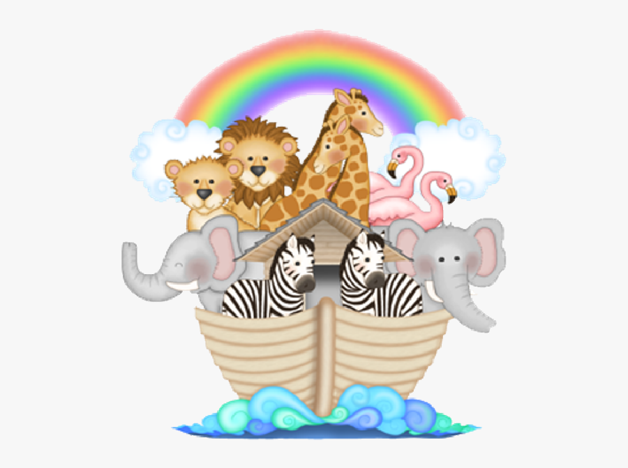 Noah\'s Ark Baby , Free Transparent Clipart.