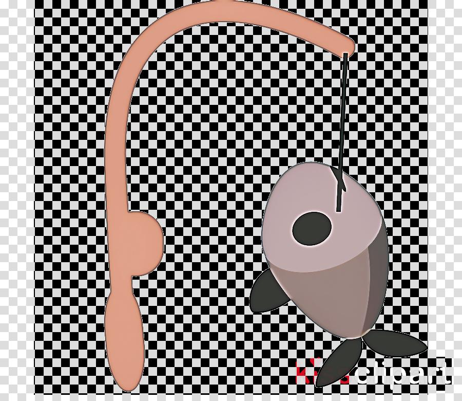pink clip art audio equipment headphones ear clipart.