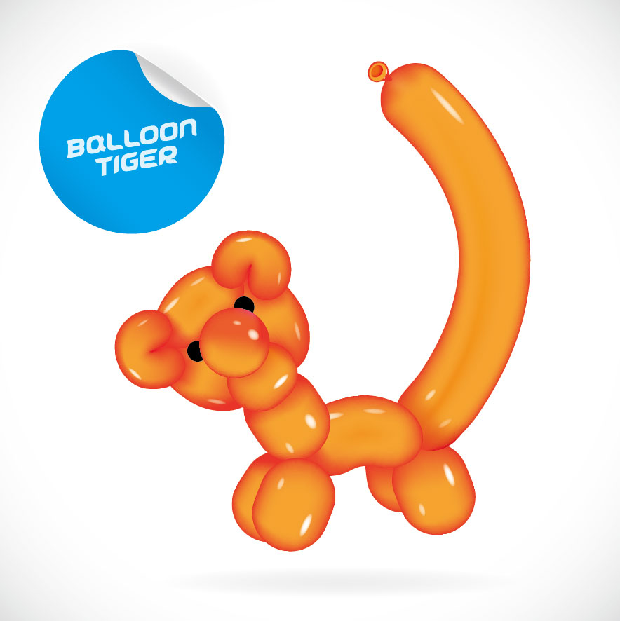 Clipart art balloon.