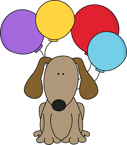 Showing post & media for Dog and balloons cartoons.