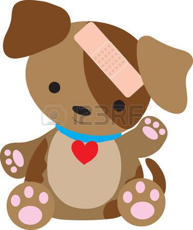 138 Bandage Dog Stock Illustrations, Cliparts And Royalty Free.
