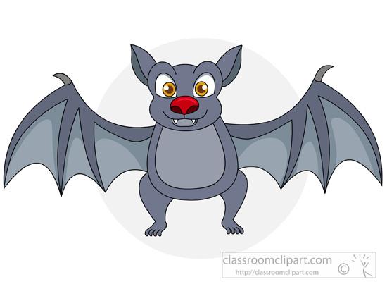 Animal Bat Clipart.