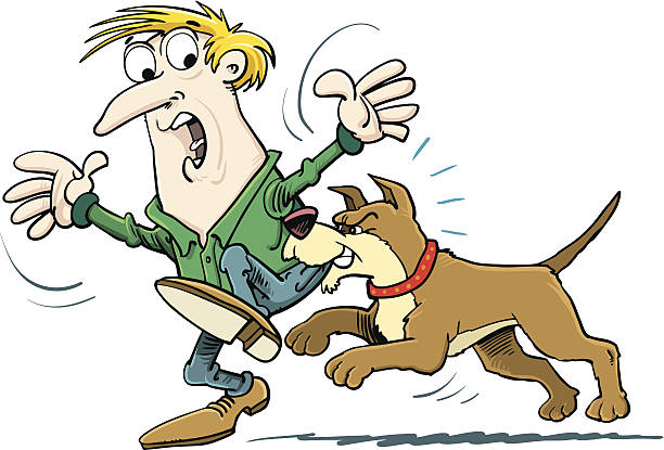 Dog Bite Clipart.