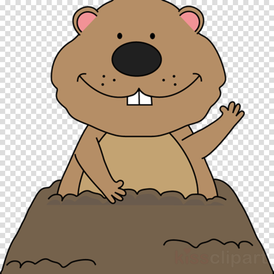 Groundhog, Groundhog Day, Burrow, transparent png image.
