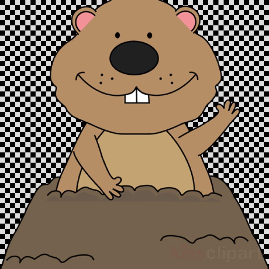 Groundhog, Groundhog Day, Burrow, transparent png image.