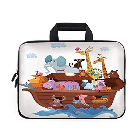 Amazon.com: Noahs Ark Laptop Carrying Bag Sleeve,Neoprene.
