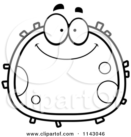 Plant animal cell clipart bacteria.
