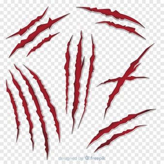 Claw Marks Vectors, Photos and PSD files.