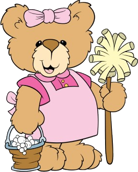 Cartoon Bear Pictures to Print.