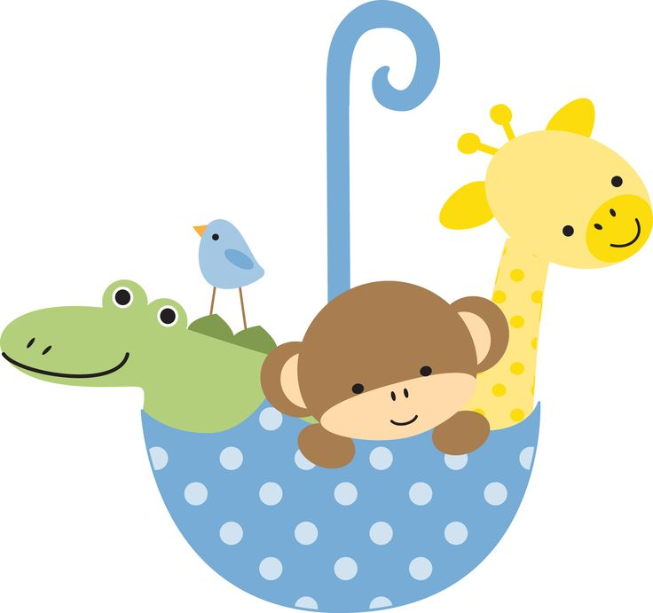 Baby Jungle Animals Clipart at GetDrawings.com.