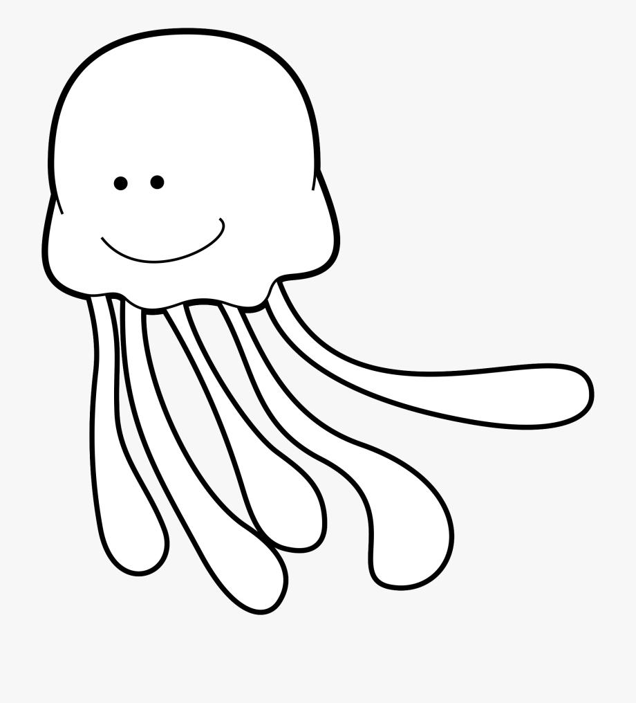 Ocean Animals Clip Art.