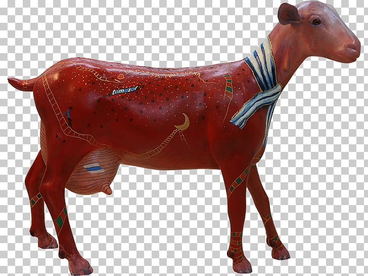 Goat Cabra malagueña Cattle Ox Animal, goat PNG clipart.