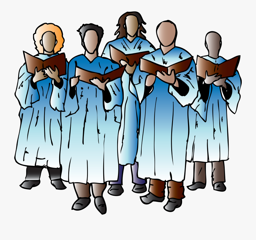 Church Choir Clipart , Free Transparent Clipart.