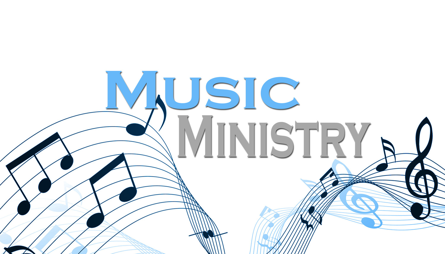 Choir clipart music ministry, Choir music ministry.
