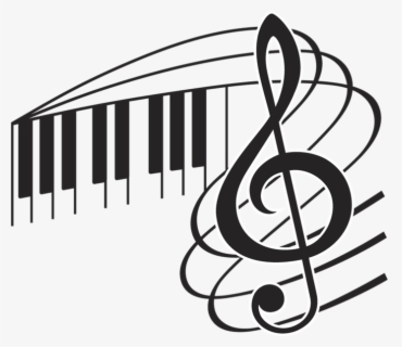 Free Music Notes Transparent Clip Art with No Background.
