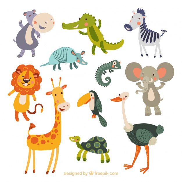 Animals vectors, +160,000 free files in .AI, .EPS format.