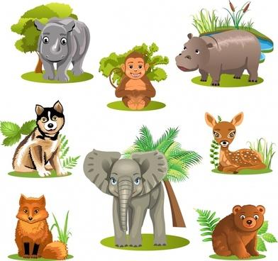 Wild animal clip art free vector download (221,930 Free.