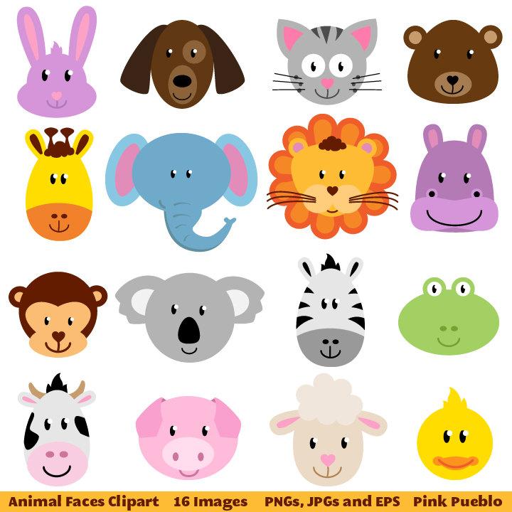 Animal Clipart For Kids.
