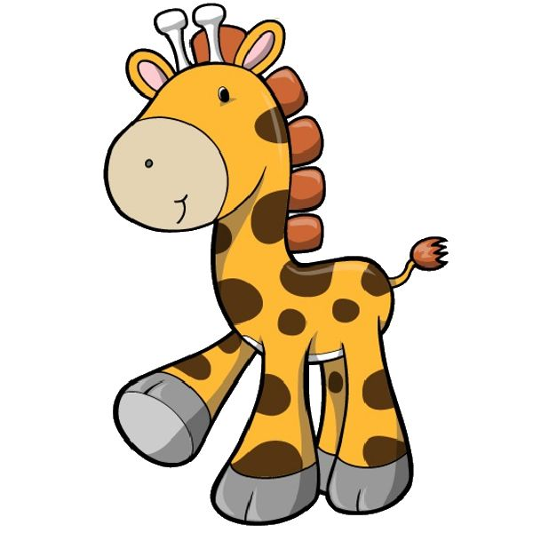 Animals Clipart For Kids Free Download Best Conventional Cute Animal.