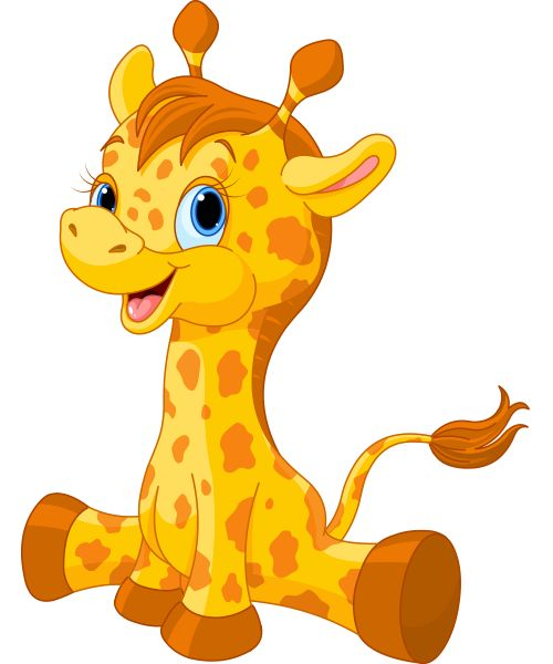 Giraffe 0 images about clip art zoo jungle animals clipart.