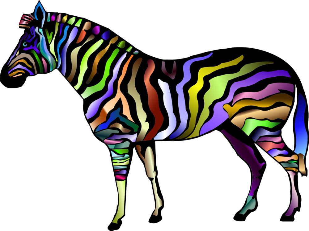Horse Zebra Computer Icons Stripe Quagga.