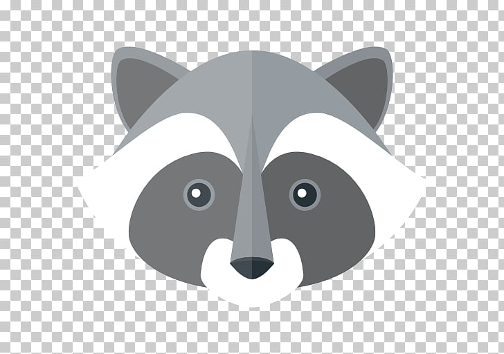 Raccoon Computer Icons Animal Avatar, woodland PNG clipart.