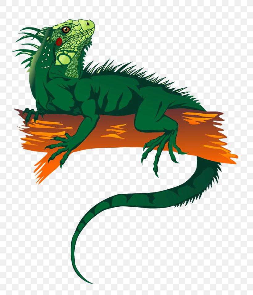 Lizard Blue Iguana Green Iguana Reptile Clip Art, PNG.