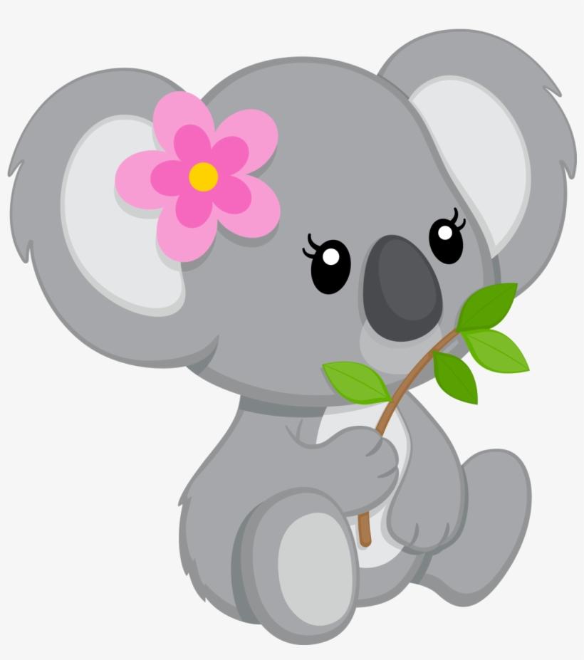 Animal Clipart Koala.