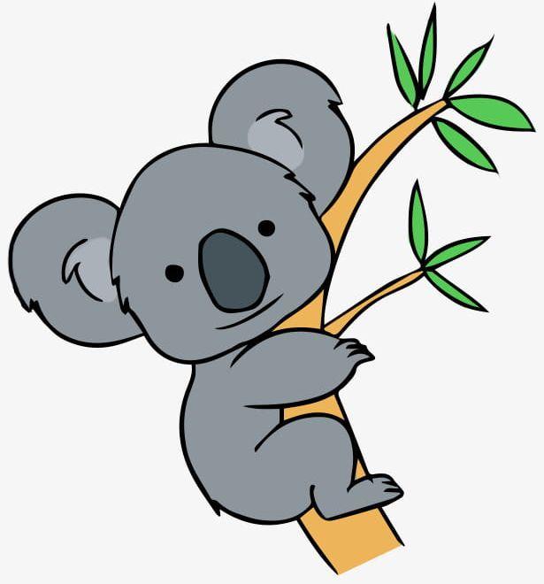 Animal Koala Pull Away PNG, Clipart, Animal Clipart, Animal.