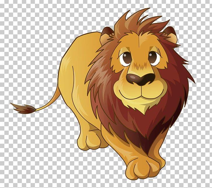 León Lion Euclidean PNG, Clipart, Animal, Animals, Big Cats.