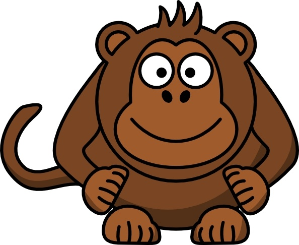 Showing post & media for Cartoon pet monkey.